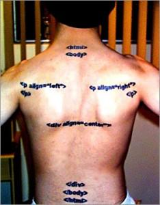 html-tatoo